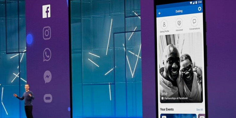 Facebook va introduire un service de rencontres en ligne