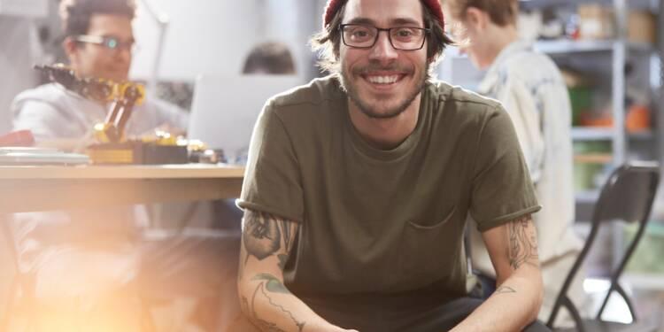 Non, être heureux au travail ne rend pas forcément plus productif