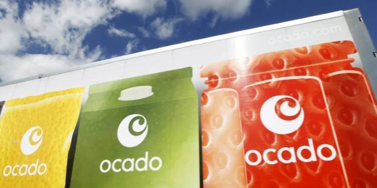 Grande-Bretagne: Ocado s'associe avec le suédois ICA dans l'e-commerce