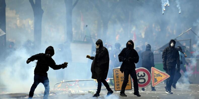 Violences du 1er Mai: six suspects jugés en comparution immédiate