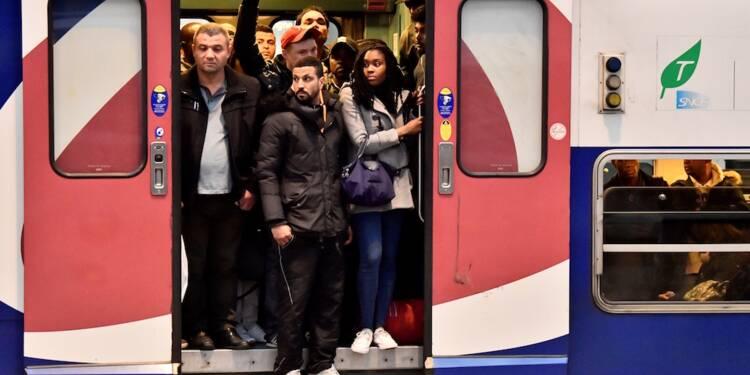 Grève SNCF : toujours moins de conducteurs mobilisés