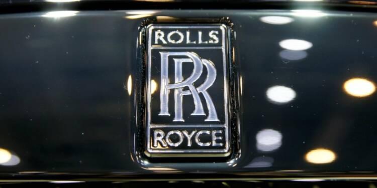 Rolls confirme ses objectifs annuels, progresse dans les réparations