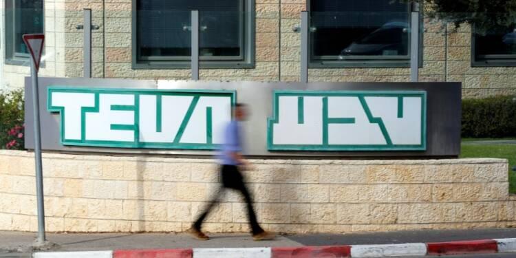 Teva relève ses objectifs 2018 après ses résultats du 1er trimestre