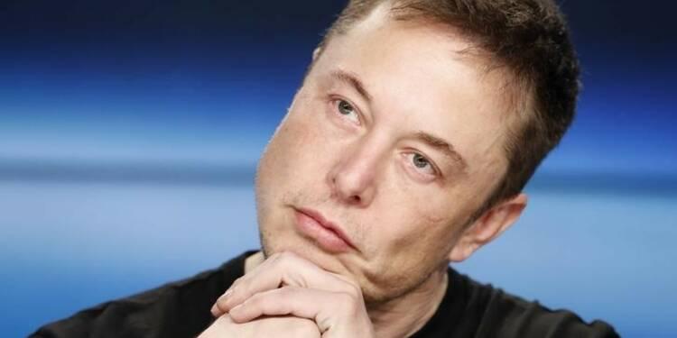 Tesla dans la tourmente, le titre chute