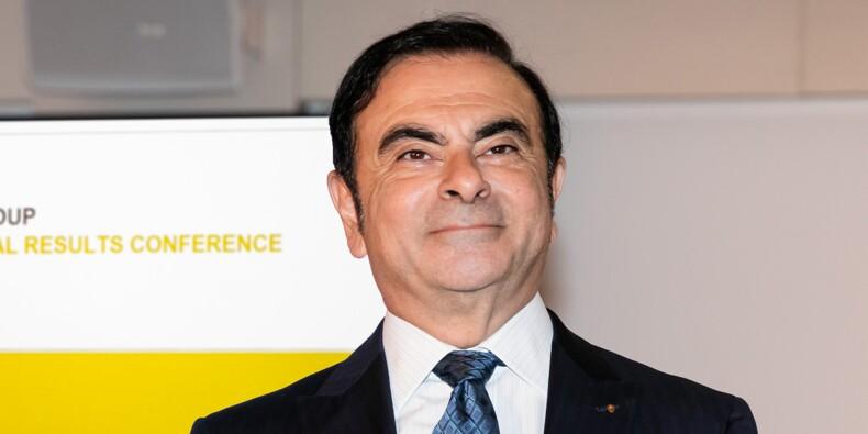 Jackpot pour Carlos Ghosn en 2017, mais ça ne va pas durer