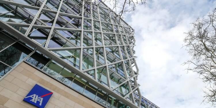 Axa pénalisé au 1e trimestre par les changes, confiant pour l'IPO aux USA