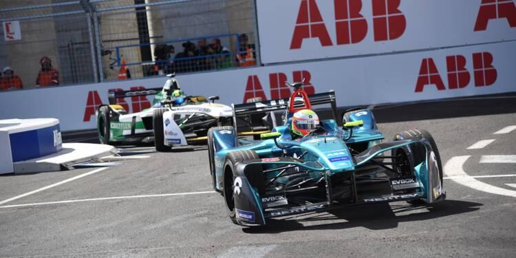 La raison qui pousse Allianz à sponsoriser la Formule E est vraiment très justifiée