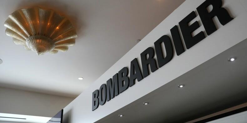 Bombardier: Bénéfice brut en hausse au 1er trimestre, un site vendu à Toronto