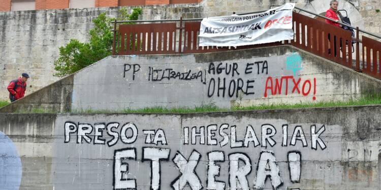 ETA: dernier acte de la dissolution au Pays Basque français