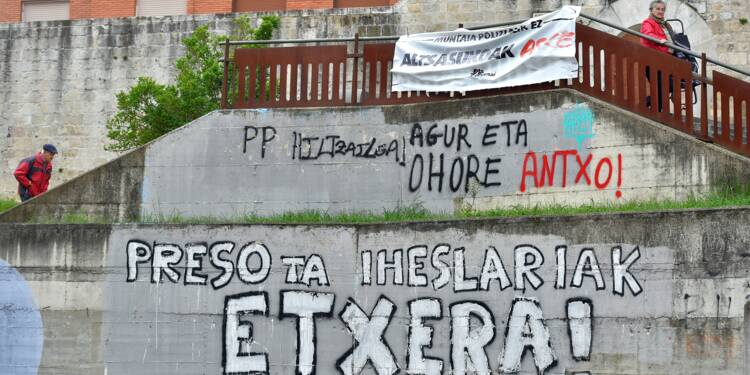 L'ETA achève en France une dissolution historique