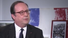 """""""Personne n'a de leçon à me donner"""" : François Hollande se défend de toute homophobie après ses propos polémiques"""