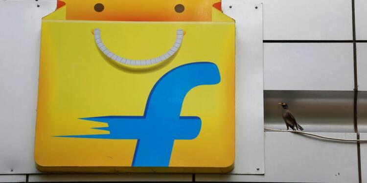 Flipkart doit valider la cession du contrôle à Walmart