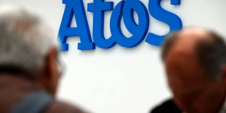 Atos: Contrat de cybersécurité de 120 millions de dollars aux USA