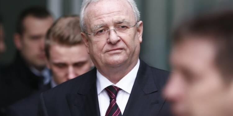 "Volkswagen: Winterkorn inculpé dans le scandale du ""dieselgate"""
