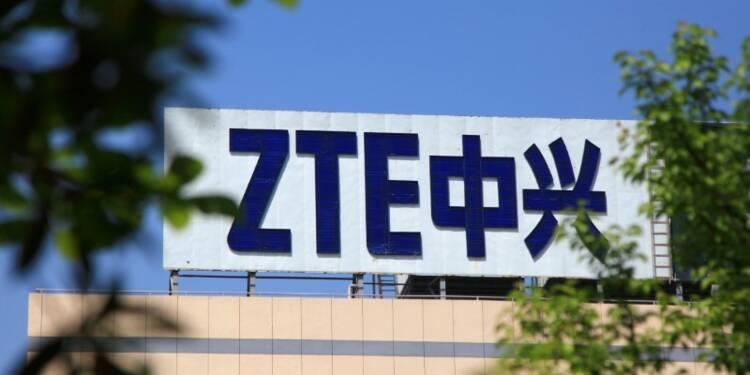 USA: ZTE demande une suspension des sanctions qui le visent