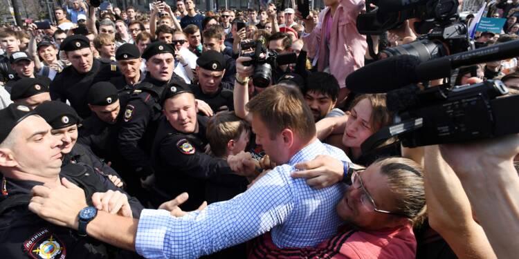 Russie: l'opposant Navalny de retour au tribunal