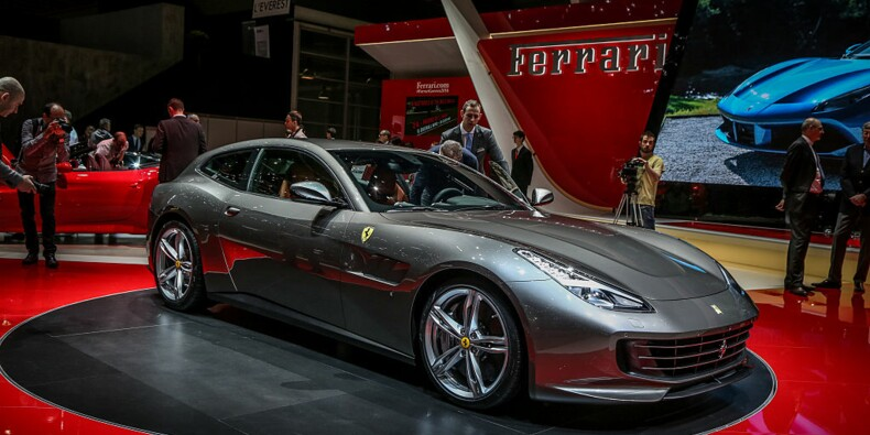 Pourquoi il sera difficile d'acheter une Ferrari avant 2019