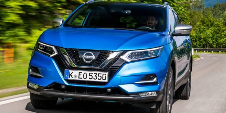 Fini le diesel chez Nissan... Même sur les gros SUVQashqai et X-Trail  !