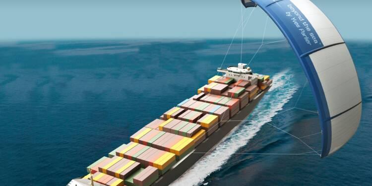 Ces idées (un peu) folles pour que les bateaux ne polluent plus