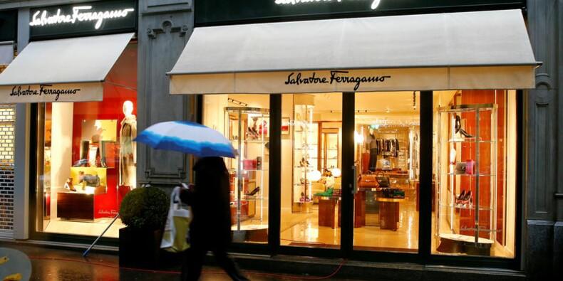 Ferragamo prudent pour 2018 après un trimestre sans éclat