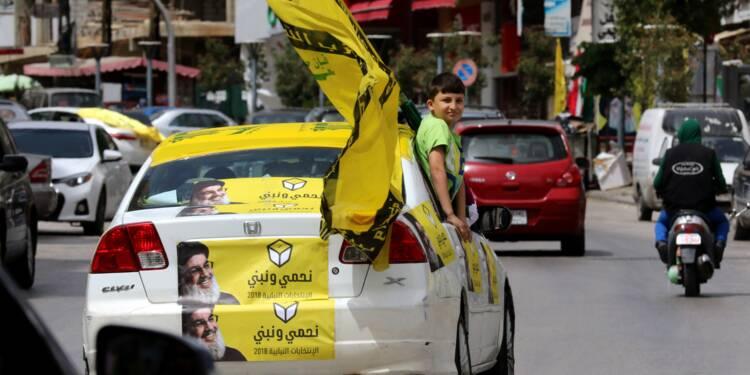 """Liban: le Hezbollah se réjouit d'une """"grande victoire"""" aux législatives"""