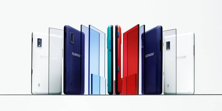 Fairphone 2 : le smartphone écolo à réparer soi-même
