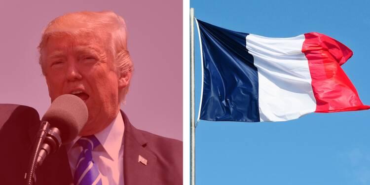 La France outrée par les propos de Trump sur les attentats de 2015