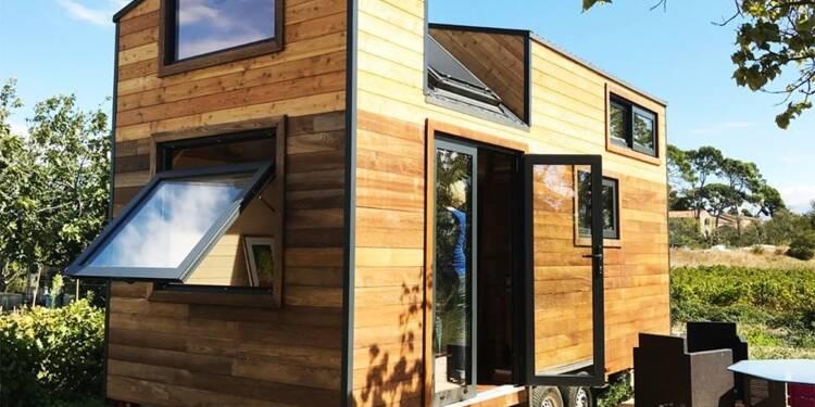 Les Maisons A Roulettes Tiny Houses Sont En Plein Boom Voici