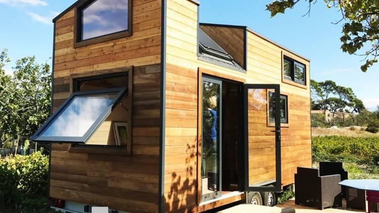 Les maisons à roulettes (tiny houses) sont en plein boom : voici comment les installer