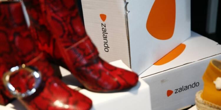 Zalando a profité au 1er trimestre de son expansion dans la beauté