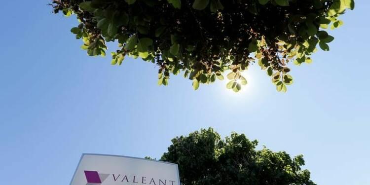 Valeant relève sa prévision de chiffre d'affaires et se renomme Bausch