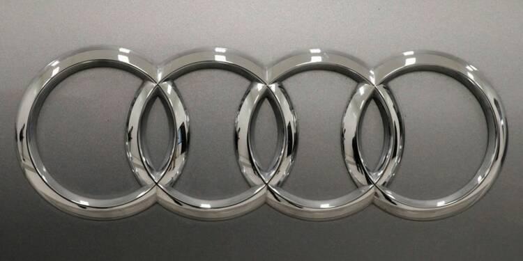 Nouvelle enquête en Allemagne sur des modèles diesel d'Audi