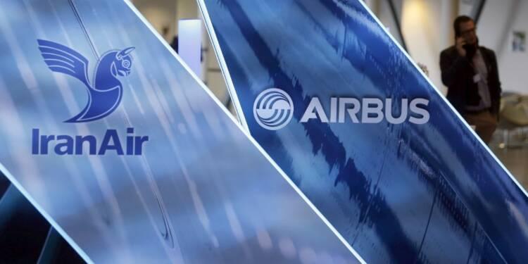 Airbus, Boeing vont perdre leurs permis d'exporter en Iran, annonce Mnuchin