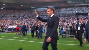 Les Herbiers - PSG : Emmanuel Macron vivement hué au Stade de France