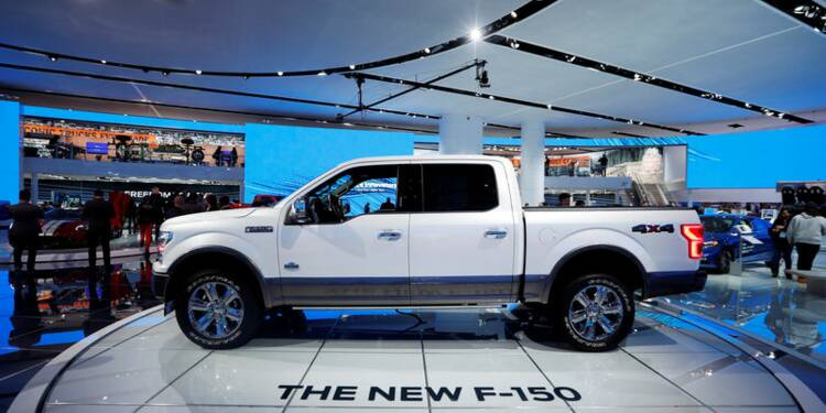 La production du F-150 de Ford perturbée par un fournisseur
