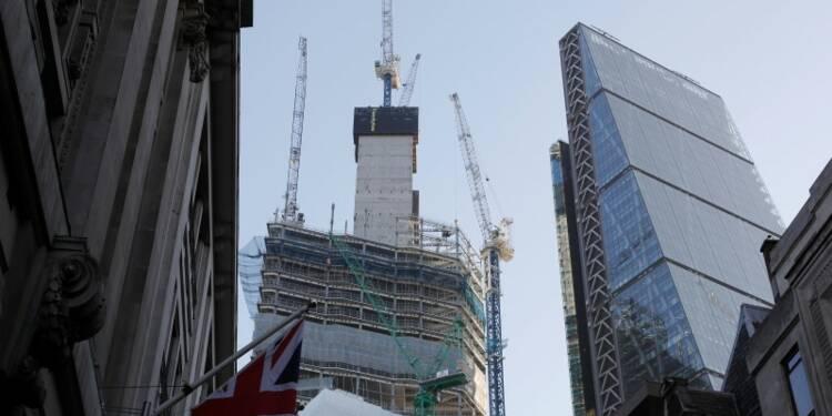 En Grande-Bretagne, la production industrielle a à peine augmenté en mars