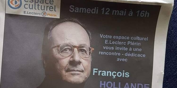 L'excellent coup de com' de Michel-Edouard Leclerc après les moqueries sur François Hollande