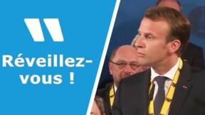 Zapping politique : Emmanuel Macron tacle l'Allemagne d'Angela Merkel