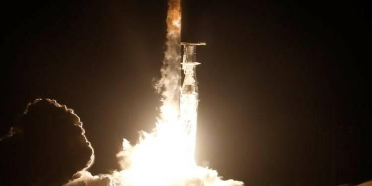 Spacex: Le lancement de la nouvelle version de la fusée Falcon 9 reporté