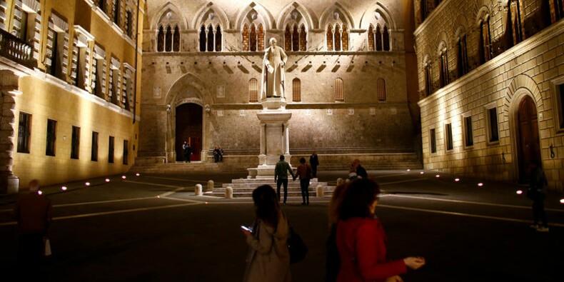 Monte dei Paschi: L'action grimpe après un bénéfice au 1er trimestre