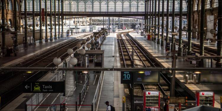 "Grève SNCF : trafic ""très perturbé"" ce lundi"