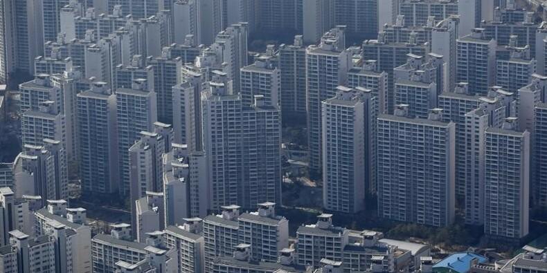 Spéculation immobilière à la frontière entre les deux Corées