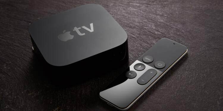Une Apple TV pour les abonnés Canal+