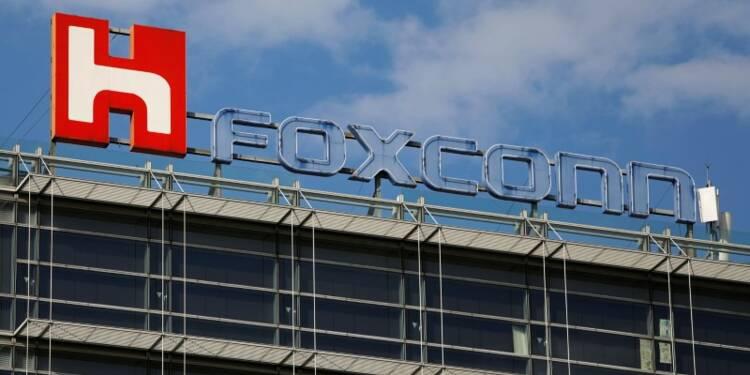 Foxconn publie un bénéfice en baisse de 14,5% au premier trimestre