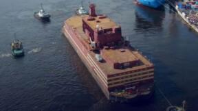 La Russie lance la première centrale nucléaire navale (et c'est inquiétant)