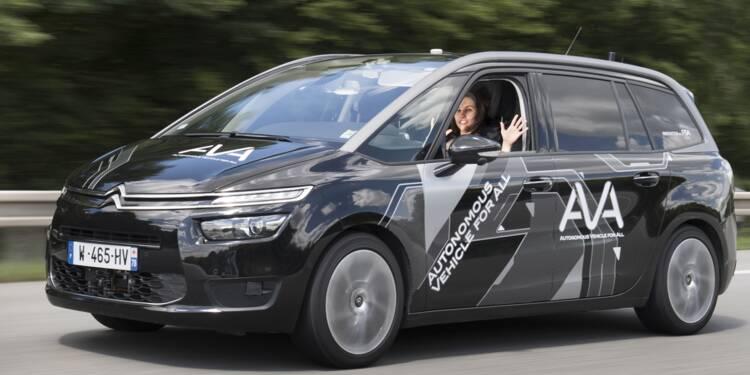 Les constructeurs français peuvent-ils devenir leader des voitures autonomes?