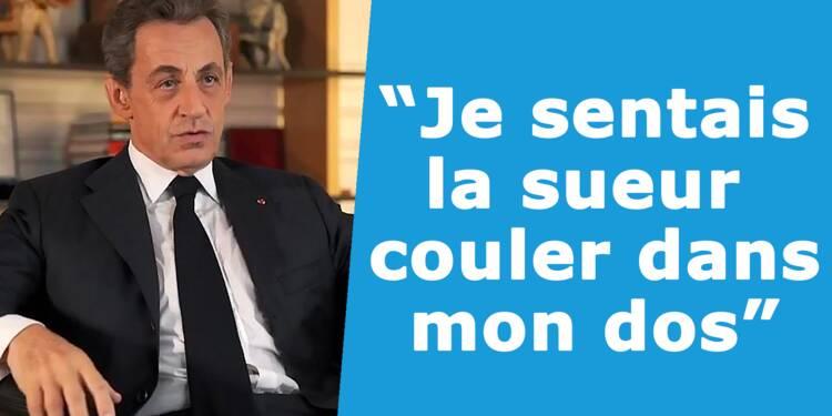 Nicolas Sarkozy interrogé dans le documentaire