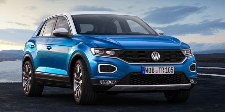 Volkswagen T-Roc, le petit SUV qui joue la carte de la séduction