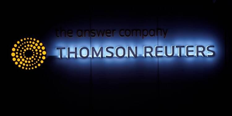 Thomson Reuters va baser ses activités sur les dérivés de change à Dublin