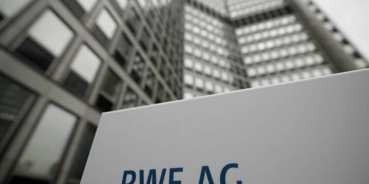 Le bénéfice de RWE pénalisé par le prix de gros de l'électricité